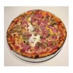 Pizza Kurier Fulmine  Capricciosa