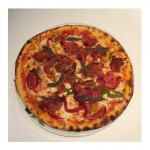 Pizza Kurier Fulmine  Diavola